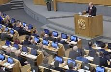Dịch COVID-19: Chính phủ Nga được phép áp đặt tình trạng khẩn cấp