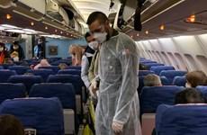 50 nhân viên Qantas nhiễm COVID-19, sân bay Vũ Hán sắp hoạt động