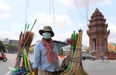 Campuchia gia hạn visa cho du khách nước ngoài bị mắc kẹt do COVID-19