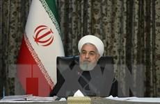 Iran kêu gọi Pháp tác động Mỹ dỡ bỏ các lệnh trừng phạt