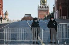 Số người nhiễm SARS-CoV-2 tại Nga tăng gần 1.200 ca trong một ngày