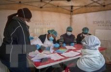 Số ca nhiễm COVID-19 ở Nam Phi tăng cao nhất kể từ sau lệnh phong tỏa