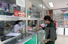 Hiệu thuốc cần làm gì khi người mua thuốc có triệu chứng ho, khó thở?