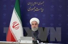 Tổng thống Rouhani: Iran xử lý đại dịch COVID-19 tốt hơn châu Âu và Mỹ