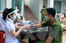 Bộ trưởng Tô Lâm gửi thư khen 2 cán bộ Công an hiến máu cứu người
