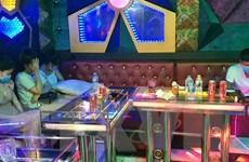 Vĩnh Phúc: Phát hiện hơn 40 người hát, sử dụng ma túy tại quán karaoke