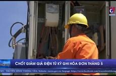 [Video] Bộ Công Thương: Giảm giá điện từ kỳ ghi hóa đơn tháng 5