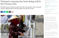 Truyền thông Đức ca ngợi chính sách kinh tế Việt Nam trong khủng hoảng