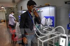 Ấn Độ chế tạo máy trợ thở giá rẻ không cần điện đối phó dịch COVID-19