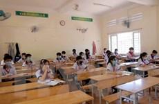 Gia Lai: Đảm bảo an toàn cho học sinh lớp 9, 12 trở lại trường từ 23/4