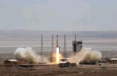 Iran tuyên bố phóng thành công vệ tinh quân sự đầu tiên