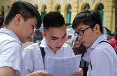 [Video] Trường ngoài công lập Hà Nội được xét tuyển lớp 10 bằng học bạ