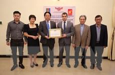 Hỗ trợ nhân dân Azerbaijan 10.000 khẩu trang y tế phòng dịch COVID-19