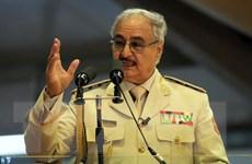 Nga không chấp nhận Tướng Haftar nắm quyền điều hành Libya
