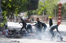 Afghanistan: Đánh bom liều chết gần thủ đô Kabul, 18 người thương vong