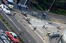 Hong Kong: Phát hiện 3 quả bom tự chế tại khu trường học bị bỏ hoang