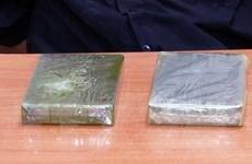 Lâm Đồng: Bắt quả tang hai vụ vận chuyển và mua bán 1,4 kg ma túy