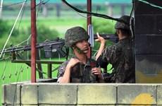 Nổ súng nhằm vào trạm gác Hàn Quốc ở khu phi quân sự liên Triều