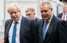 Anh: Đồng minh của Thủ tướng Boris Johnson từ chức do lợi dụng chức vụ