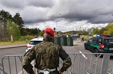 Dich COVID-19: Đức kéo dài kiểm soát biên giới, TBN nới lỏng phong tỏa