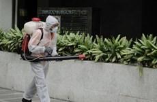 Dịch COVID-19: Kinh tế Hong Kong ghi nhận mức giảm kỷ lục trong quý 1