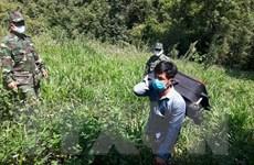 Nghệ An: Bắt giữ đối tượng mang vũ khí tự chế, vượt biên trái phép