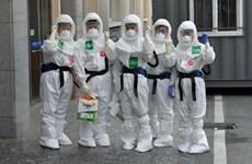 Hàn Quốc 3 ngày liên tiếp không có ca nhiễm SARS-CoV-2 mới trong nước
