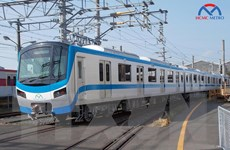 Tp. Hồ Chí Minh đề xuất đầu tư xây dựng tuyến đường sắt đô thị số 3A