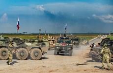 Nga, Thổ Nhĩ Kỳ tiếp tục các cuộc tuần tra chung ở tỉnh Idlib, Syria