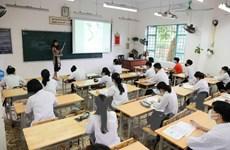 [Video] Học sinh nên đeo khẩu trang, được bật điều hòa trong lớp học