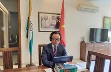 Việt Nam chia sẻ kinh nghiệm về chính sách phát triển hậu COVID-19