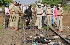 Tai nạn đường sắt làm 14 lao động nhập cư thiệt mạng tại Ấn Độ