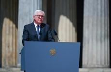 """Chiến thắng phátxít: Tổng thống Đức khẳng định """"ngày của sự biết ơn"""""""