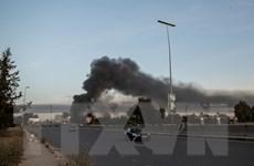 Libya: Đạn pháo rơi gần Đại sứ quán Thổ Nhĩ Kỳ và Italy ở Tripoli