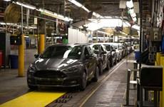 Ngành công nghiệp ôtô Mexico đối mặt với khủng hoảng