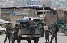 Taliban tấn công chốt kiểm soát tại Afghanistan, 6 binh sỹ thiệt mạng