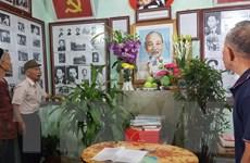 Chuyện về người nông dân xây Phòng lưu niệm Bác Hồ, viết sử ca về Đảng