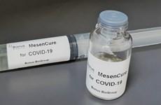 Israel thử nghiệm thành công thuốc điều trị bệnh COVID-19