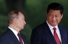 """Tổng thống Putin """"sợ"""" Trung Quốc ngày càng trỗi dậy mạnh mẽ?"""