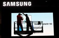 Samsung có thể hưởng lợi từ lệnh cấm của Mỹ đối với Huawei