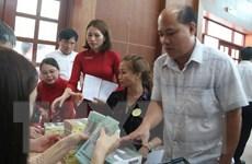 [Video] 17 hộ dân đầu tiên nhận đền bù dự án sân bay Long Thành