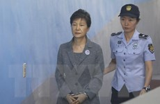 Cựu Tổng thống Hàn Quốc Park Geun-hye có thể nhận mức án 35 năm tù
