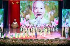 Báo Đức trang trọng đưa tin kỷ niệm ngày sinh Chủ tịch Hồ Chí Minh