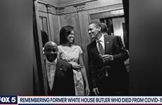 Quản gia phục vụ 11 đời Tổng thống Mỹ qua đời vì dịch COVID-19