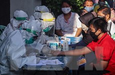 Indonesia ghi nhận hơn 3.800 ca tử vong do nghi mắc COVID-19