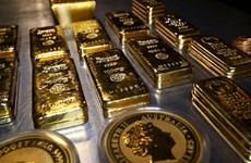 Căng thẳng Mỹ-Trung gia tăng, giá vàng thế giới phiên 21/5 giảm hơn 1%
