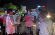 Truy vết người tiếp xúc với ca nghi mắc trở về từ biên giới Tây Nam