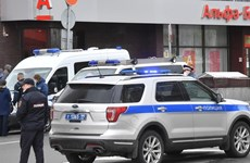 Vụ bắt cóc con tin ở Moskva: Trụ sở ngân hàng Alfa Bank bị gài mìn