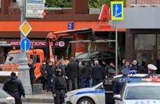Đối tượng bắt cóc con tin, dọa gây nổ ngân hàng ở Moskva đã bị bắt