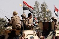 Cảnh sát Ai Cập đột kích, tiêu diệt 21 phần tử khủng bố ở Bắc Sinai